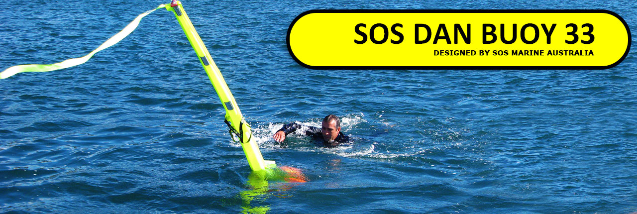 SOS Dan Bouy - Professional safety Survival Tools