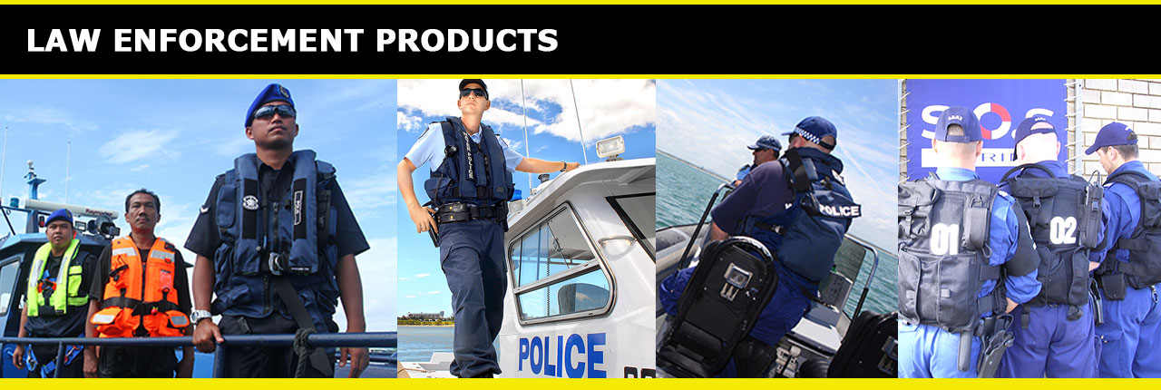 SOS Marine - Law Enforcement Products